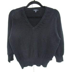 Burberry London V-Neck Pullover Sweater